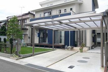 第32回エクステリア施工コンクール 門まわり・車庫まわり部門 入選賞