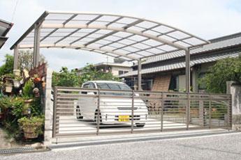 2012年エクステリア施工コンクール エクステリアリフォーム部門 入選賞